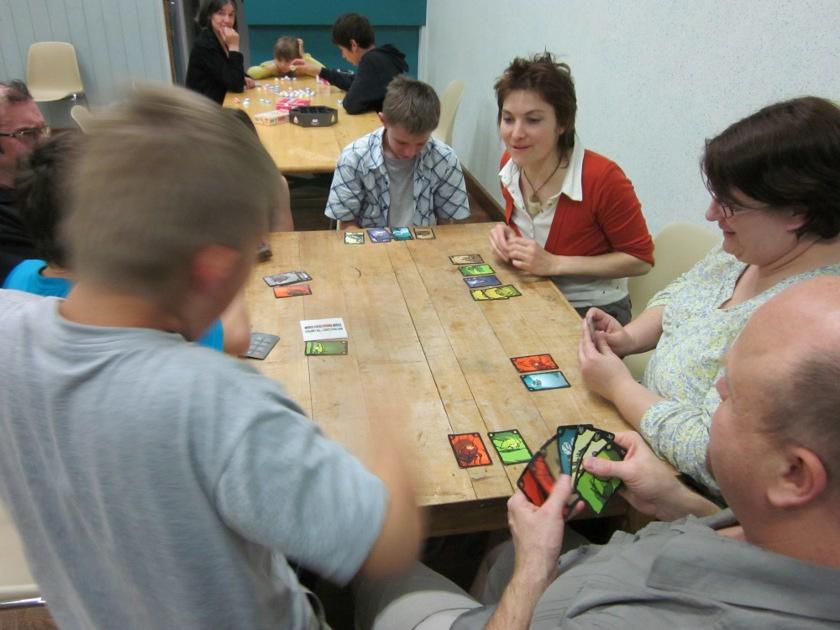 une partiede poker pas comme les autres